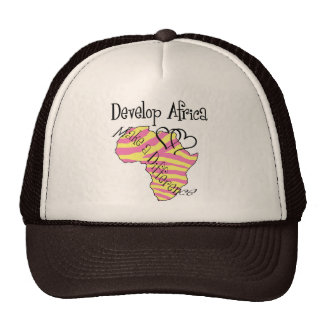 Make a Difference! Trucker Hat