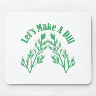 Make A Dill Mouse Pad