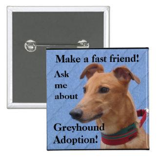 Make a fast friend! pins