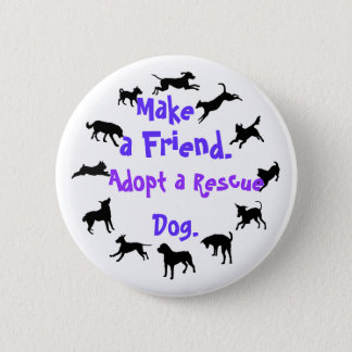 Make A Friend Button