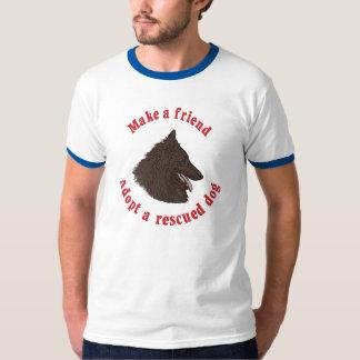 Make A Friend - Teruvern T-Shirt