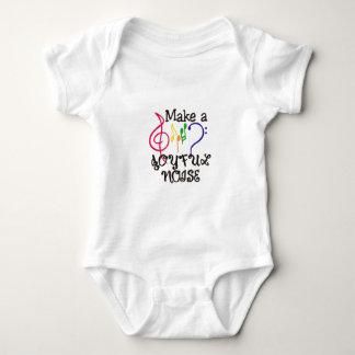Make A Joyful Noise Baby Bodysuit