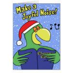 Make a Joyful Noise Christmas Card