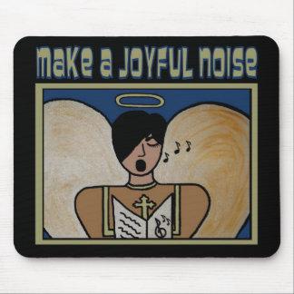 MAKE A JOYFUL NOISE MOUSE MAT
