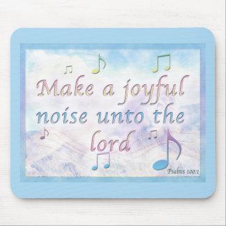 Make a Joyful Noise Mousepad