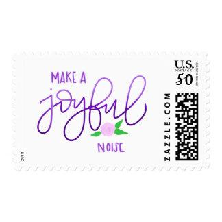 Make a Joyful Noise Stamps