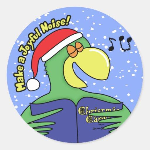 Make a Joyful Noise Sticker