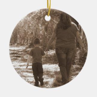 Make A Memory Ceramic Ornament