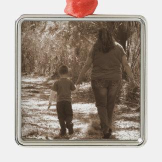 Make A Memory Metal Ornament