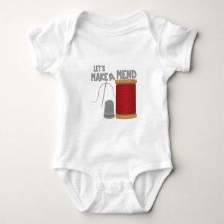 Make A Mend Baby Bodysuit