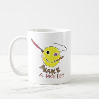 Make a Nice Day Mug