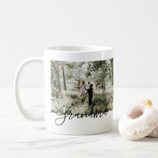 Make a Personalized family Photo keepsake Coffee Mug