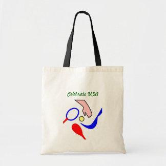 Make A Racket - Tote Bag