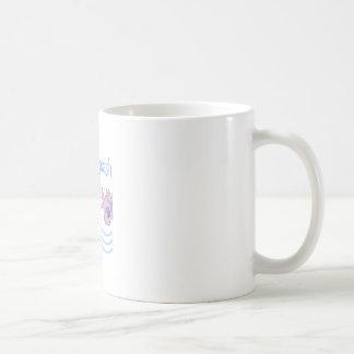 MAKE A SPLASH CLASSIC WHITE COFFEE MUG