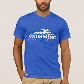 Make A Splash Swimming T-Shirt