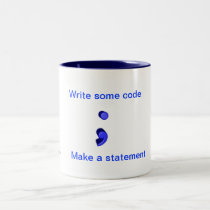 Make a Statement Mug