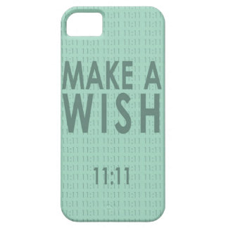 Make A Wish 11:11 iPhone SE/5/5s Case