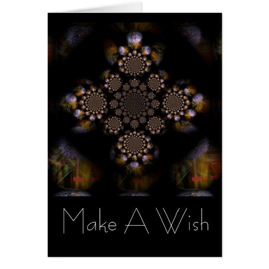 Make A Wish 2 Card