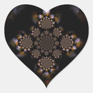 Make A Wish 2 Heart Sticker