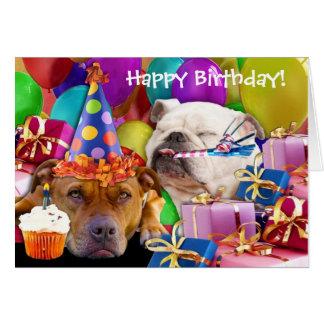 Make a wish blow Happy Birthday Greeting Card