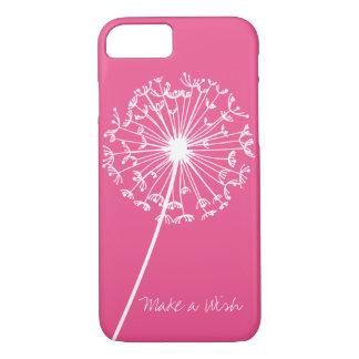 Make a Wish   Dandelion iPhone 8/7 Case