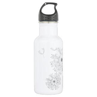 Make A Wish Dandelion 18oz Water Bottle