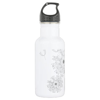Make A Wish Dandelion Stainless Steel Water Bottle