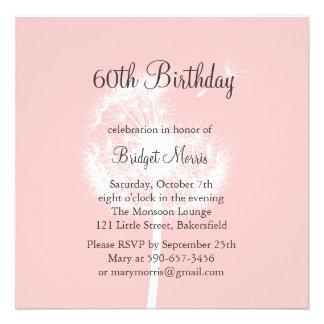 Make a Wish Personalized Invitation