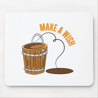 Make a Wish Mouse Pad