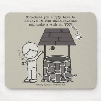 Make a Wish on You! Mouse Pad