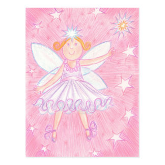 Make a Wish postcard