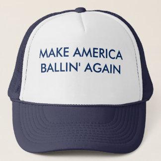 Make America Ballin' Again hat
