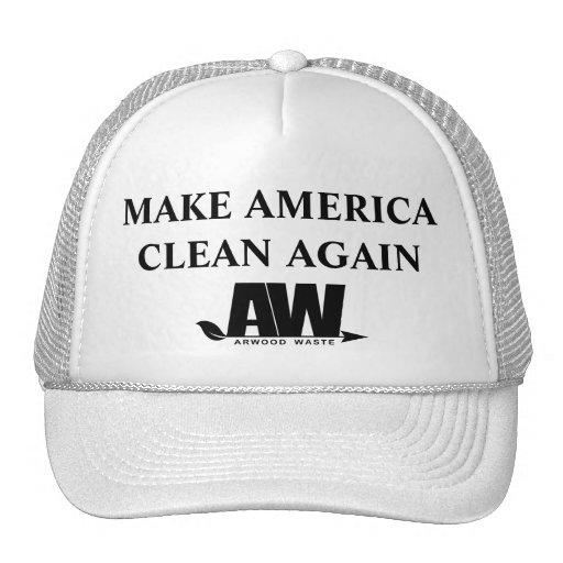 Make America Clean Again Hat