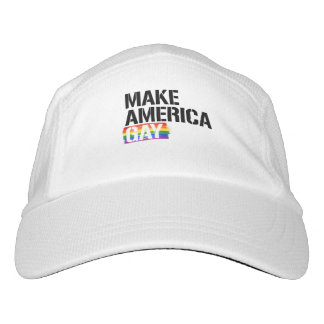 Make America Gay - - LGBTQ Rights -  Hat