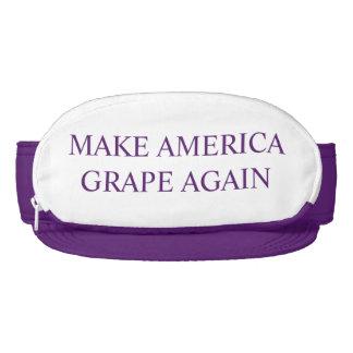 MAKE AMERICA GRAPE AGAIN VISOR