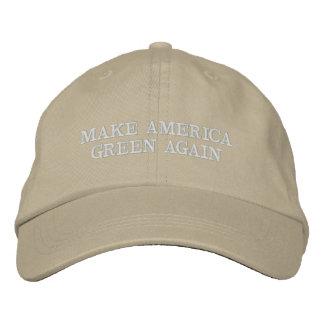 Make America Green Hat