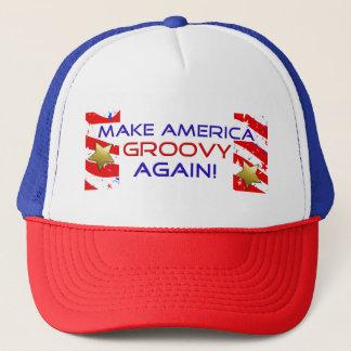 Make America Groovy Again!Trucker Hat