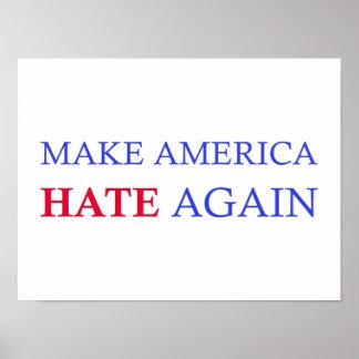 Make America Hate Again Poster