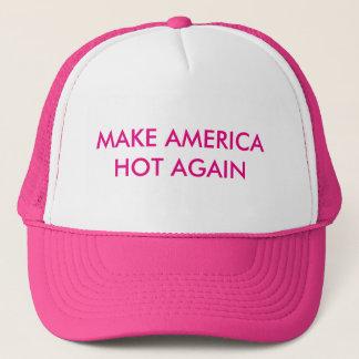 Make America Hot Again Trucker Hat