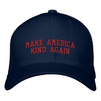 Make America Kind Again - Custom Baseball Cap