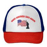 Make America Safe Again Trucker Hat
