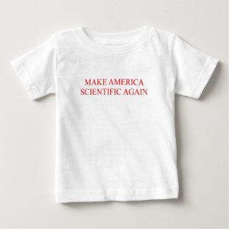MAKE AMERICA SCIENTIFIC AGAIN BABY T-Shirt
