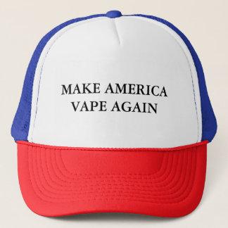 Make America Vape Again trucker hat