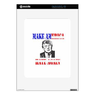 Make American Hate Again Anti Trump iPad Skin