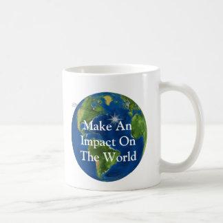 Make an Impact Coffee Mug