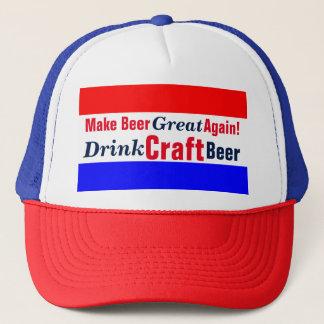 Make Beer Great Again-2 Trucker Hat