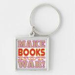 Make Books v2 Key Chains