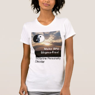 """Make BPD Stigma-Free!"" Scenery T-Shirt"