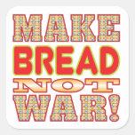 Make Bread v2b Square Sticker