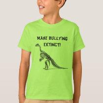 Make Bullying Extinct T-Shirt
